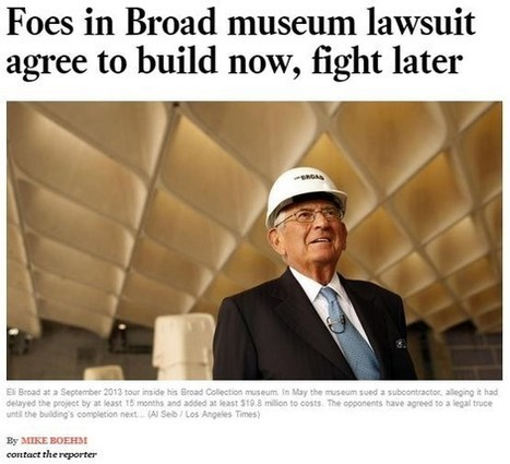 Los Angeles Real Estate Attorney Discusses Local Construction Dispute   Schwartz Wisot, LLP   Scoop.it
