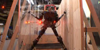 Watch Darpa's Rescue Robot Jump, Climb and Dodge Obstacles | Danger Room | Wired.com | Robotics Frontiers | Scoop.it