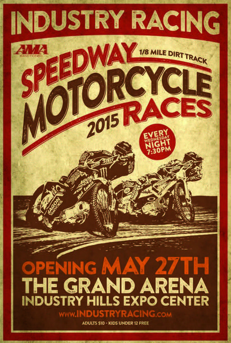 Indians on the Oval | California Flat Track Association (CFTA) | Scoop.it