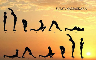 SURYA NAMASKAR - KING OF EXERCISES - FACT | Sorry I Can | www.sorryican.com | Scoop.it