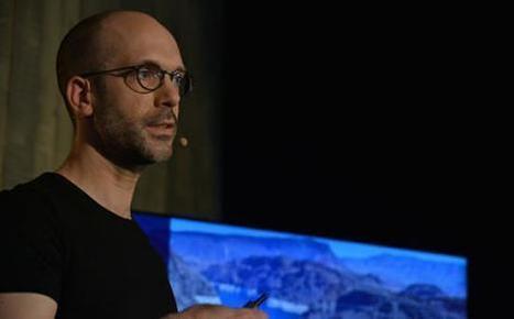 Nicolas Colin, l'économiste de la transformation numérique | Pôle Emploi | Travailler autrement au 21 ème siècle | Scoop.it