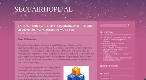 SEOFAIRHOPE AL | advertisement | Scoop.it