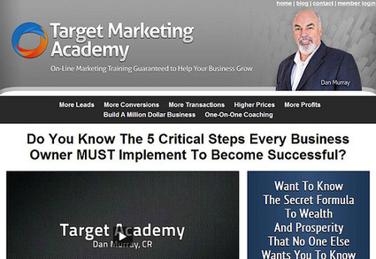Promote4you: Target Marketing Academy by Dan Murray | Promote4you | Scoop.it