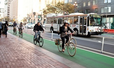 Four reasons US business leaders want to import Danish-style cycling | Local Economy in Action | Scoop.it