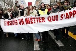Formation des enseignants: polémique à gauche   GRFDE   Scoop.it