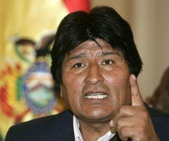 Con amenazas Bolivia pide tener una salida al mar   Un poco del mundo para Colombia   Scoop.it