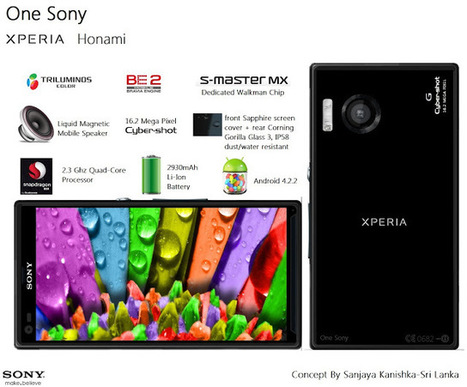 Rumored Sony i1 could rule the Android roost this fall | Future Trends Research | Scoop.it