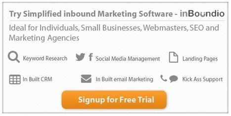 List of Inbound Marketing Software | Institut de l'Inbound Marketing | Scoop.it