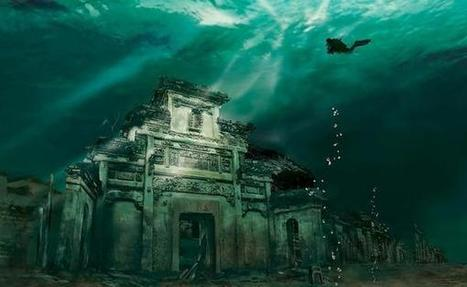 There is an ancient city under a lake in China that is more than 1300 years old!   Ancient Civilizations   Scoop.it