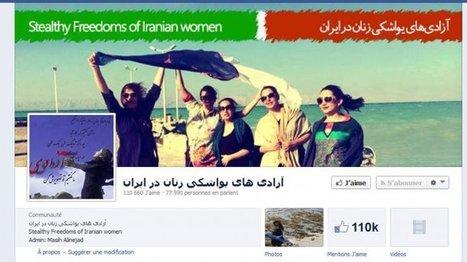 Asie - pacifique - Les Iraniennes lancent la révolution du voile sur Facebook | Nous Sommes Laïques | Scoop.it