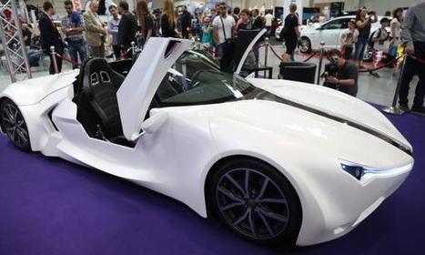Pierwszy polski samochód wodorowy. Na taki projekt przemysł czekał od dawna - Strefa Biznesu małopolskie | hybrid engines | Scoop.it