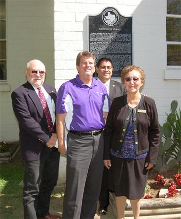 Former 'Southside School' receives Texas Historical Marker - Hays Free Press | Historical Revolution | Scoop.it