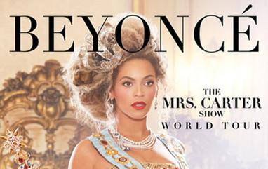 DA VIBE | BEYONCE – THE MRS. CARTER SHOW WORLD TOUR | Beyoncé | Scoop.it