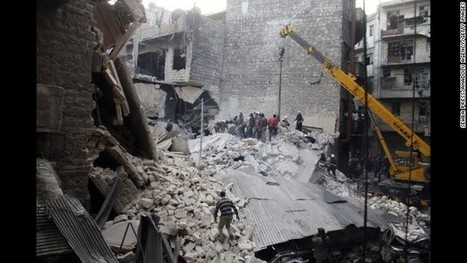 Islamists in Syrian city offer Christians safety -- at a heavy price | syria-freedom | Scoop.it