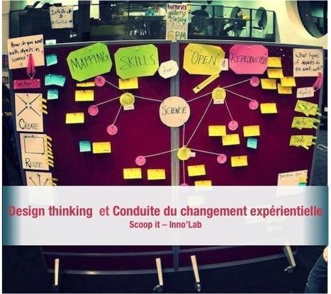 Comment le design thinking redonne du souffle à la conduite du changement ? | Design Thinking | Scoop.it