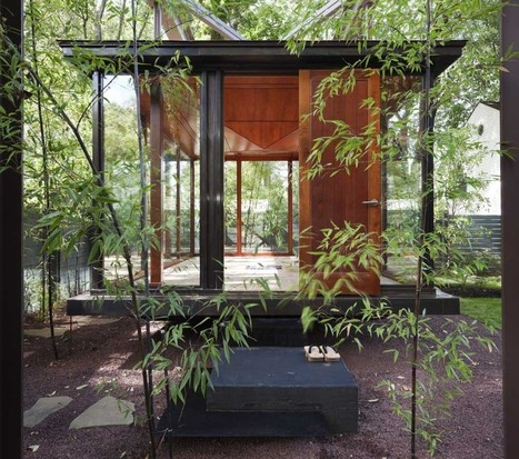 Japanese Tea House Chashitsu | Home Design | Scoop.it