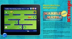 Marble Math: Multiplication | ICTmagic | Scoop.it