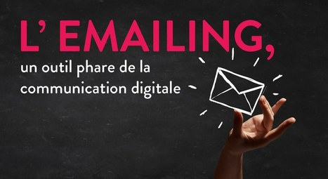 L'emailing, un outil phare de la communication digitale | AntheDesign | AntheDesign | Scoop.it