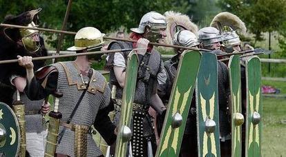 Les légionnaires romains campent à Argentomagus | Langues anciennes et antiquité | Scoop.it