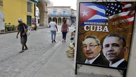 President Obama's Historic Trip To Cuba In Photos | Celebrities & More | Scoop.it