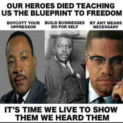 Black History: Malcolm X Speaks From Beyond | Community Village World History | Scoop.it