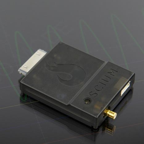 iMSO-104 Oscilloscope | Bring back UK Design & Technology | Scoop.it
