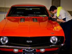 Classic Car Restoration   Antique Car Repair   Vintage Car Restoration   Sameday   Our Services   Scoop.it