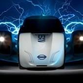 Nissan unveils radical new Le Mans ZEOD racecar   Digital Trends   MSuttonMotors   Scoop.it