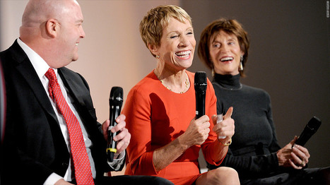 Shark Tank's Barbara Corcoran: 'Failure is what I'm best at' | Women and Success | Scoop.it