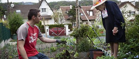 Ton jardin tu prêteras, la récolte vous partagerez | Pour une autre manière de consommer | Scoop.it