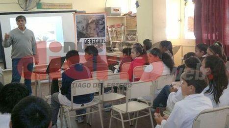 Brindaron una charla por casos de bullying - Nuevo Diario de Santiago del Estero | Discriminación en los jóvenes | Scoop.it