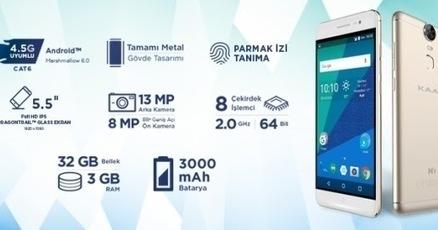 BAŞARI ilk akıllı telefonunu KAAN markası ile duyurdu ~ Erol DİZDAR | Erol Dizdar | Scoop.it