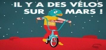 Vélorution Universelle en juillet 2013 à Marseille | Vélotourisme | Scoop.it