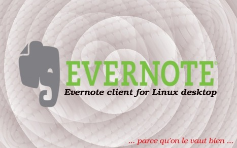 Everpad – Client Evernote pour Linux (Ubuntu) | Evernote | Scoop.it