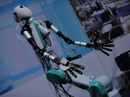 Groundbreaking Virtual Robotics Allow Us Our Very Own Robot Avatar | Social Mercor | Scoop.it