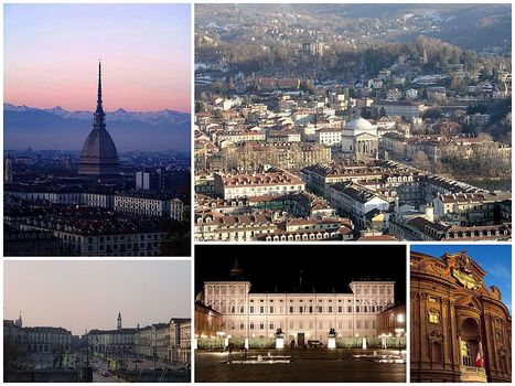 Top UNESCO Attractions in Turin Italy | Italia Mia | Scoop.it