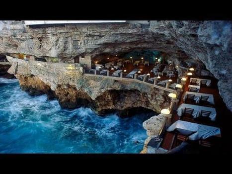 Mira los 5 restaurantes que ofrecen las mejores vistas del mundo - Perú.com | Red Restauranteros - Noticias | Scoop.it