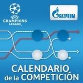 UEFA Champions League – calendario de la competición   Futbol   Scoop.it