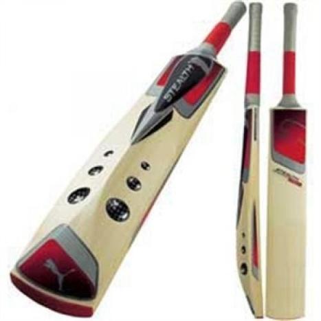 Buy Puma Stealth 3000 English Willow Cricket Bat | Fashion Accessories | Scoop.it