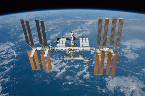 Why Does The International Space Station Have Such A Weird Shape? | Heron | Scoop.it