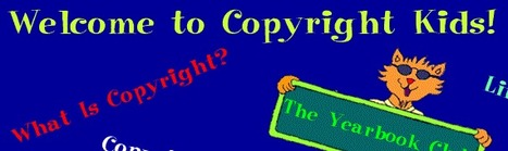 Copyright Kids Page | Copyright Creative Commons | Scoop.it