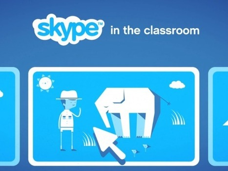 10 Ways To Start Using Skype In The Classroom - Edudemic | Sizzlin' News | Scoop.it