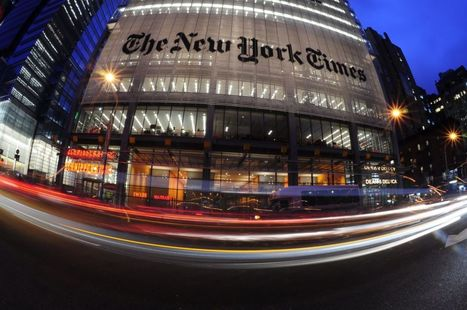 New York Times announces buyouts in the midst of an overhaul | Web & Media | Scoop.it