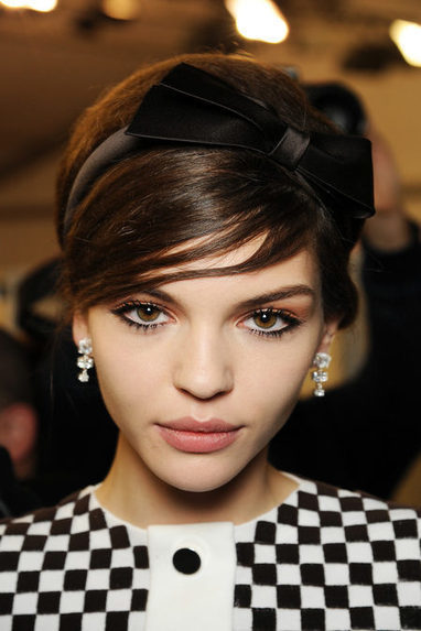 Get the Look: Sixties Remixed   Cult Beauty Backstage   face stockholm   Scoop.it