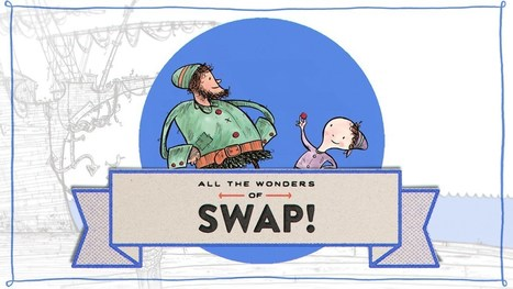 ALL THE WONDERS OF Swap! | Creativity in the School Library | Scoop.it