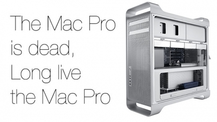 RedShark News - The Mac Pro is dead, long live the Mac Pro | Videography | Scoop.it