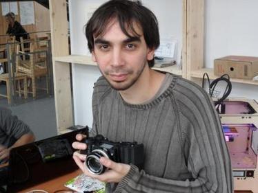 Un designer stéphanois fait bonne impression avec son invention sur zoomdici.fr (Zoom43.fr et Zoom42.fr) | La Vie Cheap - la revue de Web | Scoop.it