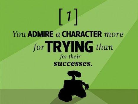 En images : les 22 commandements de Pixar pour une histoire réussie   • Créativité • Pensée •   Scoop.it
