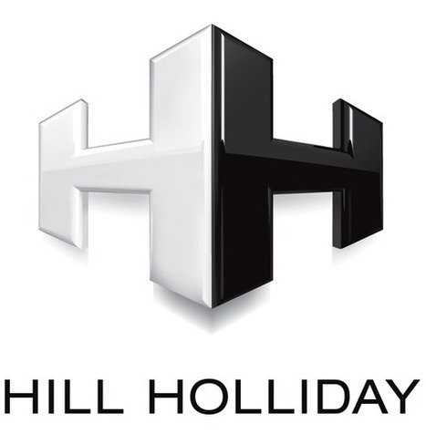 Hill Holiday Goes Minimal | Corporate Identity | Scoop.it