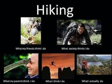 Hiking | What I really do | Scoop.it